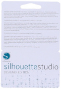 Silhouette Studio Designer Edition Software Card for Scrapbooking