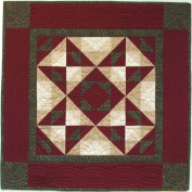Rachel of Greenfield 60cm by 60cm Wall Quilt Kit, Autumn Star