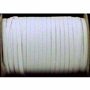 Stretchrite Braided Elastic 0.6cm x 144 yds, White