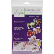 Lisa Pavelka Waterslide Transfers, 4/pkg