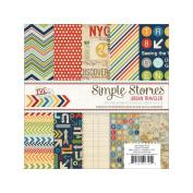 Simple Stories Urban Traveller Paper Pad