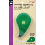 Dritz Ergonomic Retractable Tape Measure, 150cm