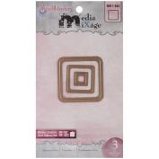 Spellbinders MD1-002 Squares One Die Templates