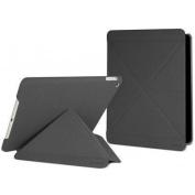 Cygnett Paradox Texture  Folio Case ( Charcoal Grey) for iPad 2017 & iPad Air 1