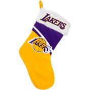 Forever Collectibles NBA Swoop Logo Stocking, Los Angeles Lakers