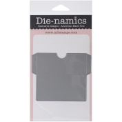 My Favourite Things Die-namics Die, Gift Card Pocket-Horizontal