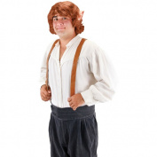 Bilbo Baggins Wig with Ears Adult Halloween Accessory
