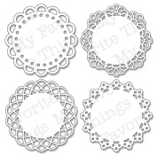 My Favourite Things Die-namics Die, Mini Doily Circles
