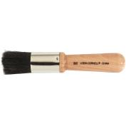 Bristle Stencil Brush, 2.5cm