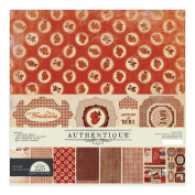 Authentique Seasons Autumn Collection Kit