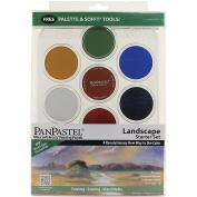 Colorfin PanPastel Ultra Soft Artist Pastel Set, 9ml