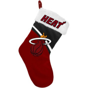 Forever Collectibles NBA Swoop Logo Stocking, Miami Heat