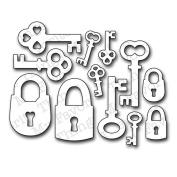 My Favourite Things Die-namics Die, Keys and Locks