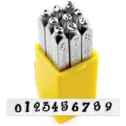 ImpressArt Number Stamp Set, 4mm, Jeanie