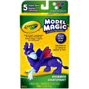 Crayola Model Magic, 5 count Shimmer Assorted Pack