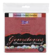 Core'dinations Gemstones Cardstock Pack 15cm x 15cm 40/Pkg-