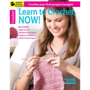 Leisure Arts Learn To Crochet, Now