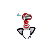 Elope Costumes Cat In The Hat Deluxe Headband With Ears One-Size