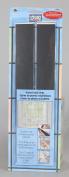 Gallery Glass Instant Lead Lines 30cm , Black  .  cm Thick, 72/pkg