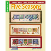 Leisure Arts NOM162281 Five Seasons of Quilts