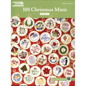 Leisure Arts-101 Christmas Minis, Book 2