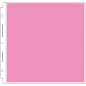 Doodlebug Page Protectors 30cm x 30cm 12/Pkg-(1) 30cm x 30cm Pocket