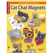 Leisure Arts, Cat Chat Magnets