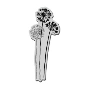 Stampendous Cling Rubber Stamp, Agapanthus Long Stem