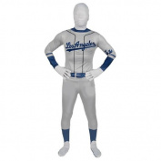 Men's Los Angeles Dodgers Baseball Costume sz Standard