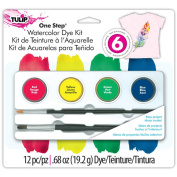 Tulip Watercolour Dye Kit, Primary