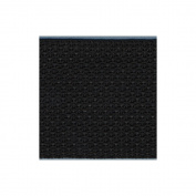 Wrights Polyester Webbing, Black, 5.1cm x 10 yds