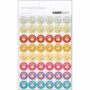 Kaisercraft Reminder Stickers, 21cm x 15cm