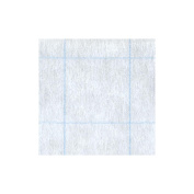 Tru-Grid Graph Material, 110cm x 25yds, White