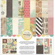 Crate Paper DIY Shop Collection Kit, 30cm x 30cm