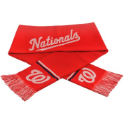 Forever Collectibles MLB Glitter Scarf, Washington Nationals