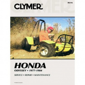 Clymer M316 1977-1984 Honda Odyssey Fl250 Service Manual/Honda