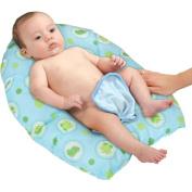 Leachco Safer Bather Infant Bath Pad, Frog Pond