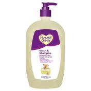 Parent's Choice Baby Wash & Shampoo, 830ml