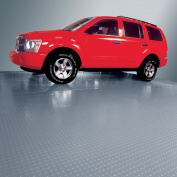 G-Floor Garage Floor Cover/Protector, 3m x 7.3m, Coin, Slate Grey