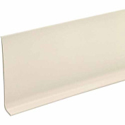 Md Products 73899 10cm X 60 Almond Vinyl Dryback Wall Base