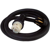 7.6m 50-Amp Male to Female Generator Cord