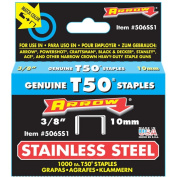 Arrow Fastener Co. 506SS3.5cm T50 Stainless Steel Staples