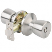 Mountain Security Bedroom and Bathroom Tulip Doorknob
