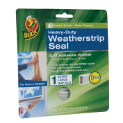 Duck Heavy-Duty Weatherstrip Seal, Extra-Large