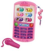 Disney Princess Smartphone Toy Telephone.