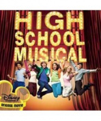 Disney High School Musical Original Soundtrack CD.