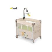 Hauck Dream n Care Travel Cot in Beige