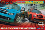 Scalextric Micro Rally Dirt Racers.