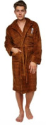 Dr Who 11th Doctor Fleece Robe - Brown.