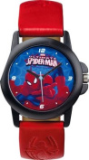 Spider-Man Red Quartz Analogue Watch.